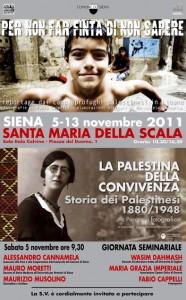 Mostra a Siena