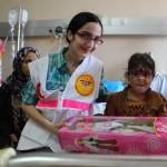3- I volontaro del PMRS all'ospedale al-Shifa il 28 luglio 2014