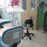 sedie dentista e aiuto